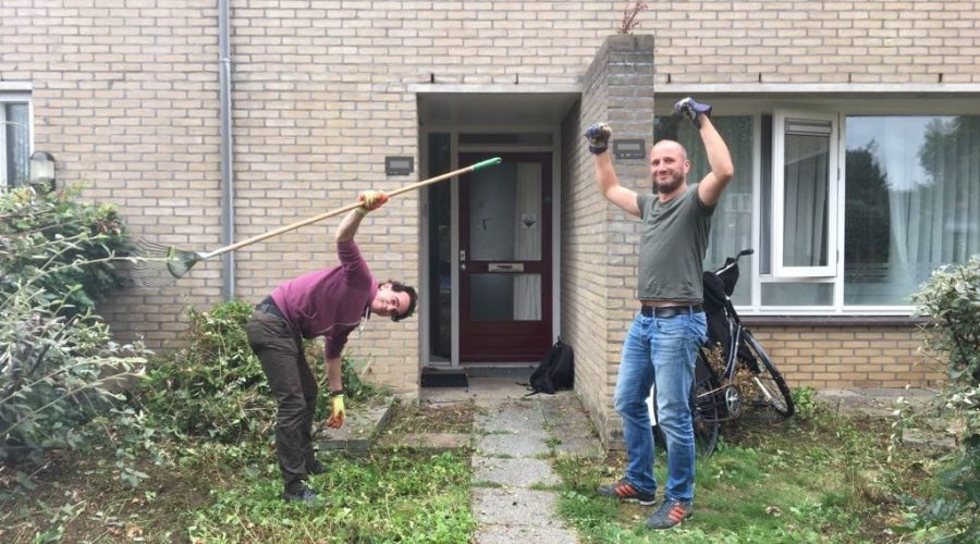 Al vijf jaar Housing First